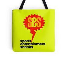 SES Podcast - Sports Entertainment Shrinks Tote Bag