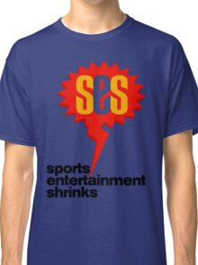 SES Podcast - Sports Entertainment Shrinks Classic T-Shirt