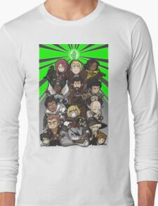 Dragon Age Inquisition Long Sleeve T-Shirt
