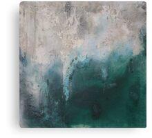 Melt Down Canvas Print