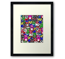 Beary And Bright! Framed Print