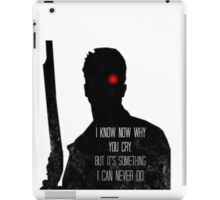 I Know Now Why You Cry... iPad Case/Skin