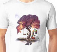 Candy Wonderland Tree Unisex T-Shirt