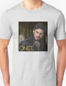 once upon a time, ouat, once upon a time ouat, ouat hook, captain hook, ouat killian jones, killian jones, season 5 part 2 Unisex T-Shirt