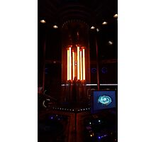 12th Doctor's Tardis Console Photographic Print