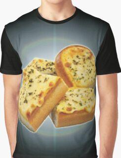 garlic bread saviour  Graphic T-Shirt