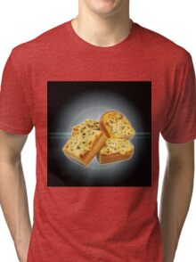 garlic bread saviour  Tri-blend T-Shirt