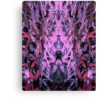 It'd be abstract Canvas Print