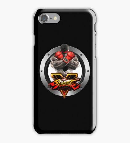 Street Fighter V : Ryu iPhone Case/Skin