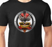 Street Fighter V : Ryu Unisex T-Shirt