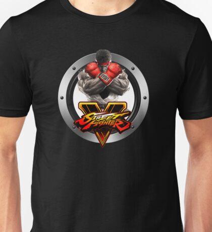 Street Fighter V : Ryu Unisex T-Shirt