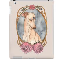 Peony Mirror iPad Case/Skin