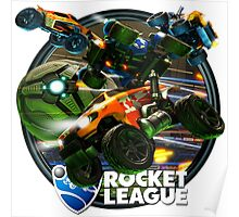 rocket league Poster