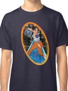 Portal - Chell & Wheatley Classic T-Shirt