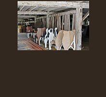 Wooden Cows Unisex T-Shirt
