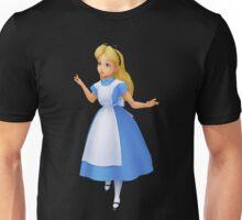 Alice in Wonderland ~ Fantasy Fairy Tale Gift Unisex T-Shirt