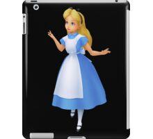 Alice in Wonderland ~ Fantasy Fairy Tale Gift iPad Case/Skin