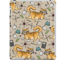 STEM Cats iPad Case/Skin