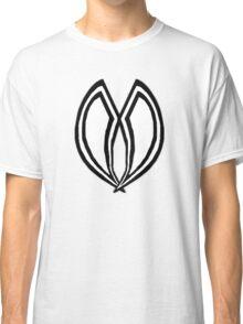 Black and White Design Classic T-Shirt