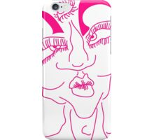Let's take a selfie!!! iPhone Case/Skin