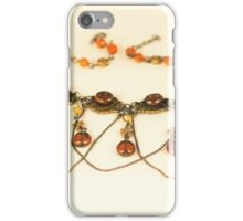 Necklace iPhone Case/Skin