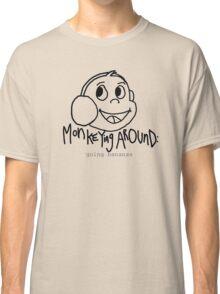 Monkeying Around: Going bananas Classic T-Shirt