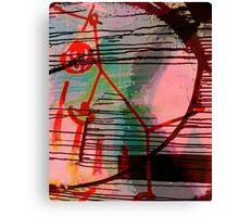 A Mightier Sword Canvas Print