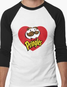 Pringles - Love Men's Baseball ¾ T-Shirt