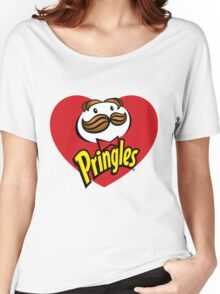 Pringles - Love Women's Relaxed Fit T-Shirt