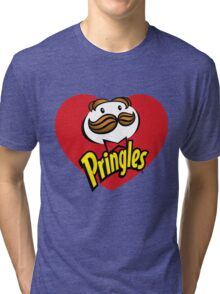 Pringles - Love Tri-blend T-Shirt