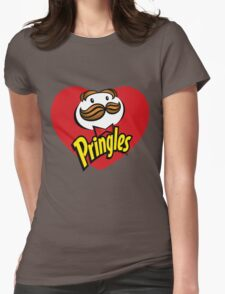 Pringles - Love Womens Fitted T-Shirt