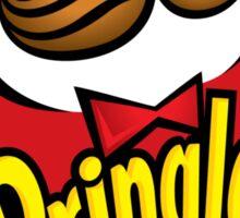 Pringles - Love Sticker
