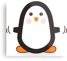Penguin! Metal Print