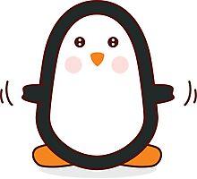 Penguin! Photographic Print