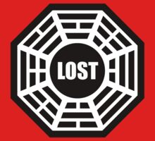 Lost - Dharma Logo One Piece - Long Sleeve
