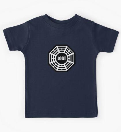 Lost - Dharma Logo Kids Tee