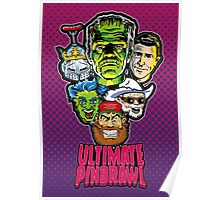 Ultimate Pinbrawl Poster