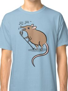 Singing Shrew Classic T-Shirt