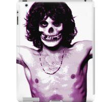THE MISFITS JIM MORRISON Mash Up (Original/ White) iPad Case/Skin