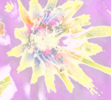Yes it's a pretty little flower Sticker
