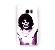 THE MISFITS JIM MORRISON Mash Up (Original/ White) Samsung Galaxy Case/Skin