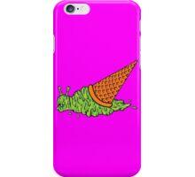 Green Slime Cream iPhone Case/Skin