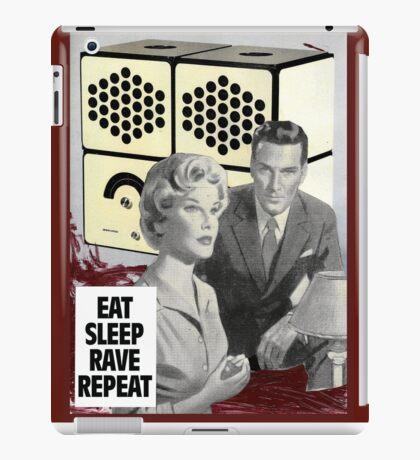 Eat Sleep iPad Case/Skin