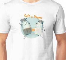 sAlt and pEpper Unisex T-Shirt