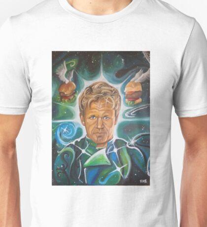 Galactic Overlord Gordon Ramsay Unisex T-Shirt
