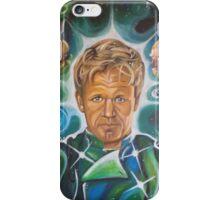 Galactic Overlord Gordon Ramsay iPhone Case/Skin