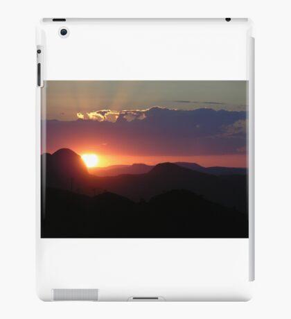 Brazil Sunset iPad Case/Skin