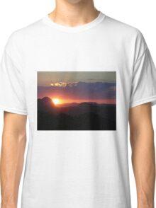 Brazil Sunset Classic T-Shirt