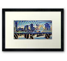 Milwaukee Framed Print