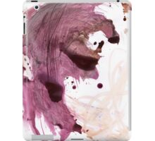 Oil and Water #97 iPad Case/Skin